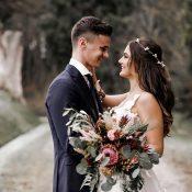 Gut Georgenberg: Romantikhochzeit vom Kennenlernen bis zum Feuerwerk