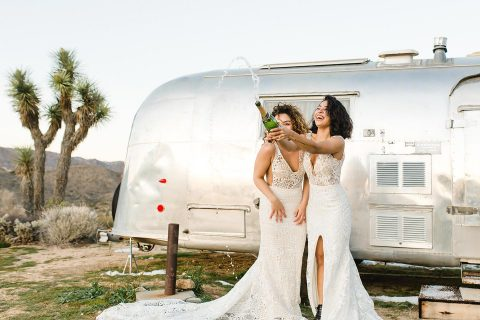 Bridal Dream im Joshua National Park