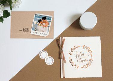 Tadaaz: Deine individuelle Hochzeitspapeterie