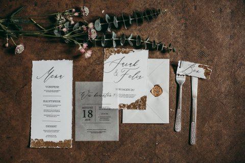 Boho-Hochzeitsinspiration: Wenn die Zeit stehenzubleiben scheint