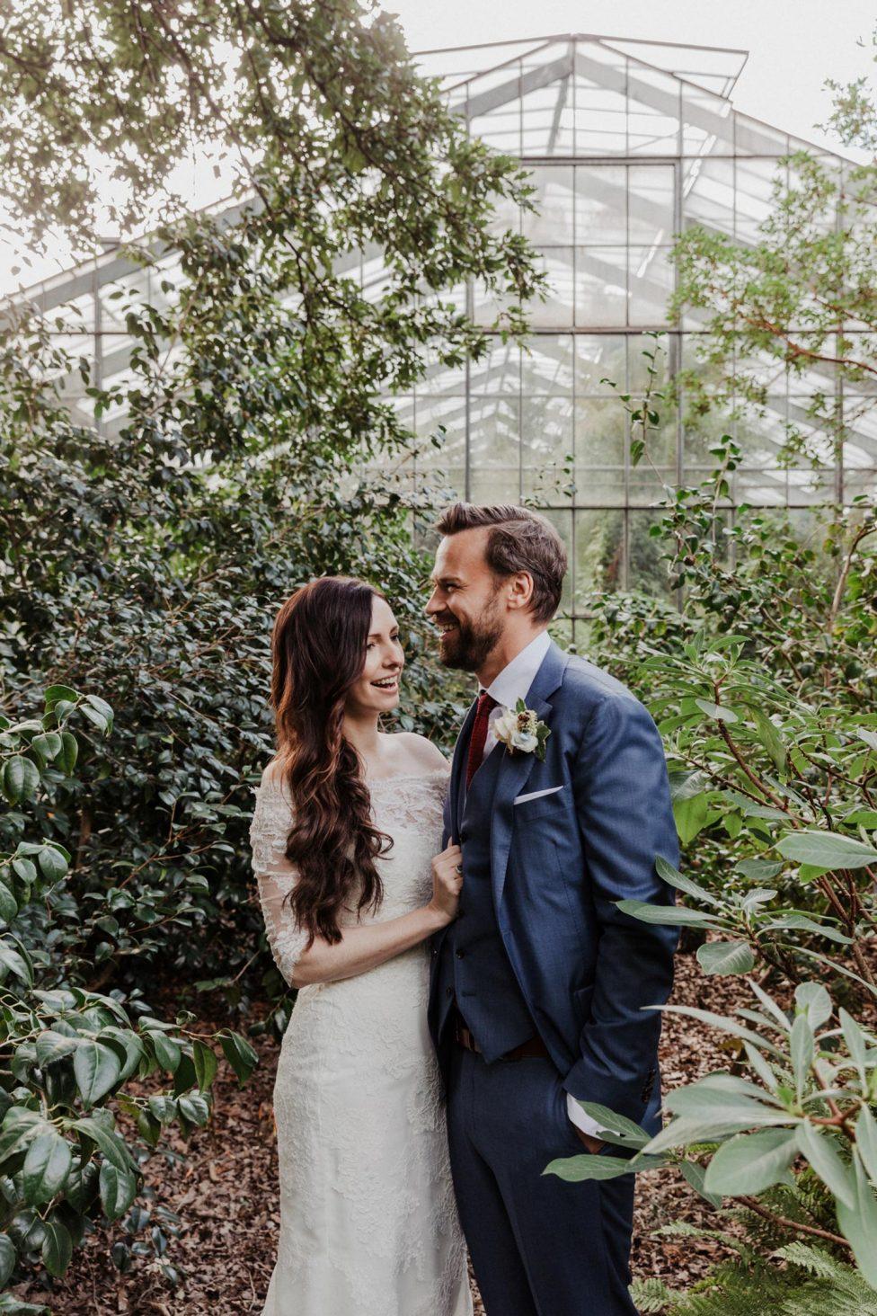 Boho-Hochzeit im Kölner Zoo