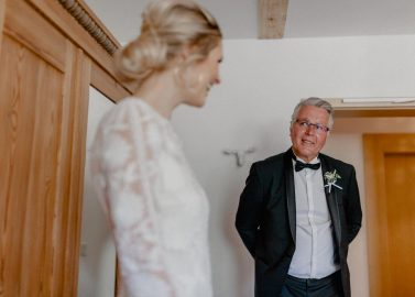 Nadja & David: Traumhochzeit in den Bergen