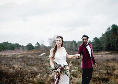Hochzeitsinspiration in der Gifhorner Heide