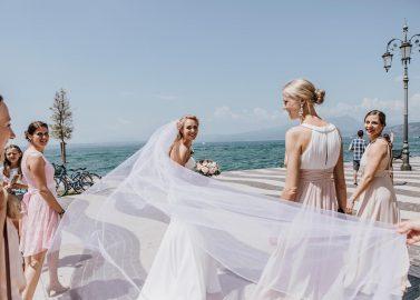 Von der heimlichen Spontanhochzeit zum Gardasee