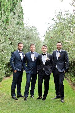 Toskana Hochzeit in der Villa Pisignano