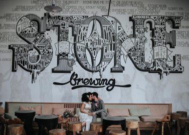 Hip und cool: Trendhochzeit im Großstadtflair