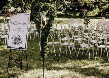 Schloss Kartzow: Modern-romantische Schlosshochzeit