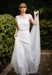Tilda Knopf Brautkleid Getrude