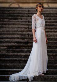 Tilda Knopf Bridal Gloria Brautkleid