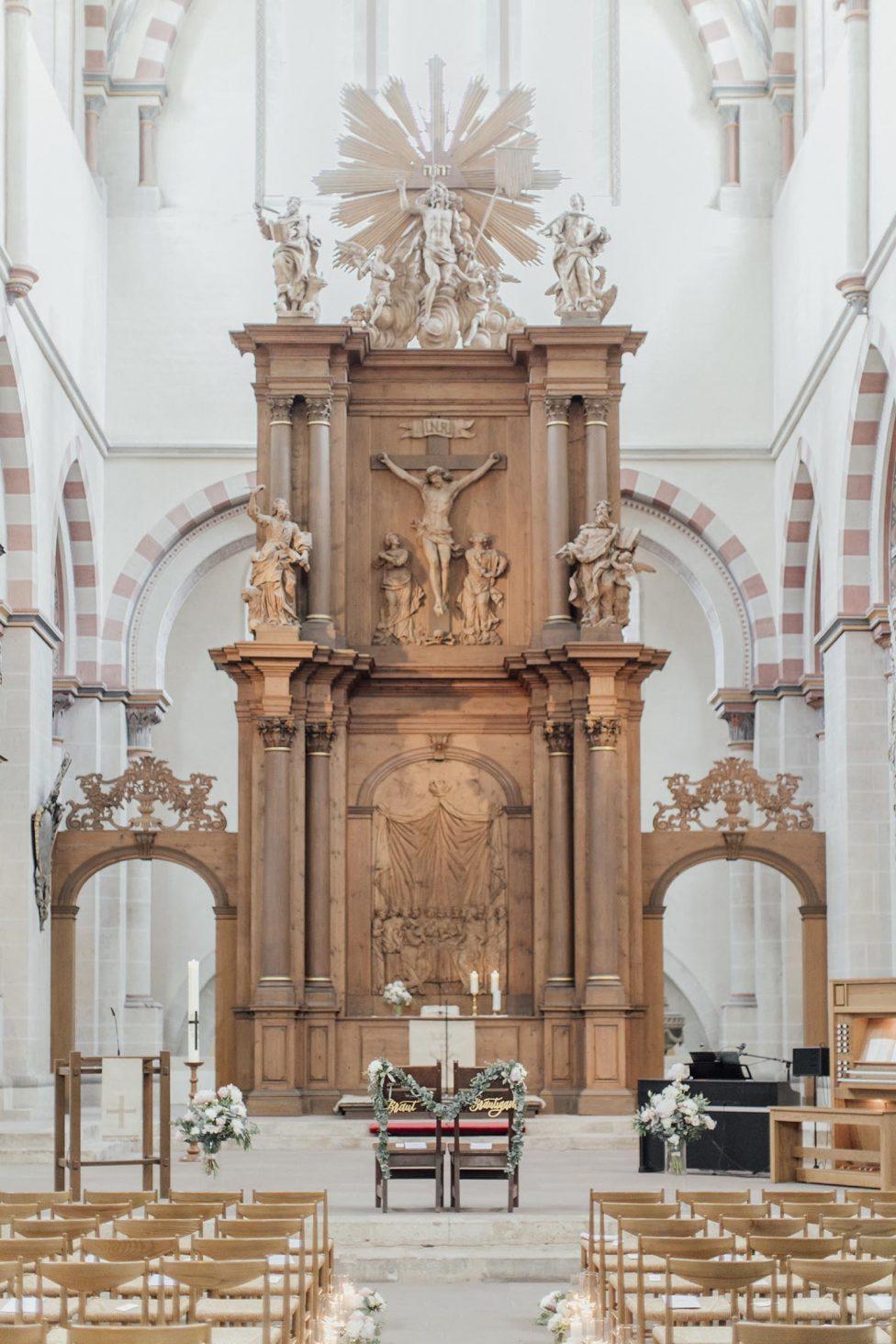 Glam-Hochzeit im MMI Braunschweig