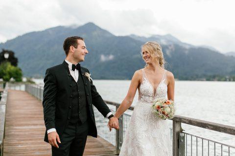 Tegernsee Hochzeit Fotografin