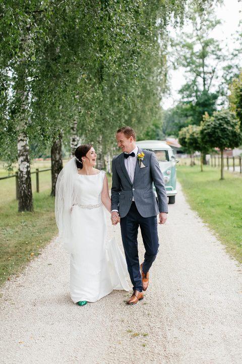 Deutsch irische Hochzeit
