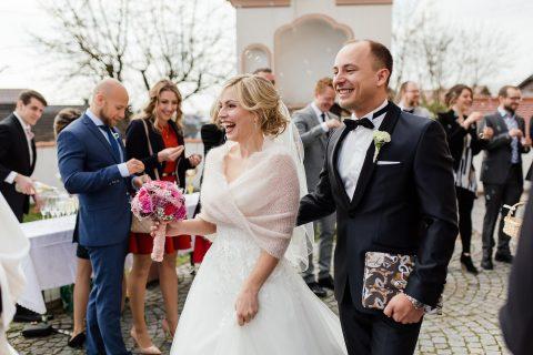 Natürliche Hochzeitsfotografie in Bayern