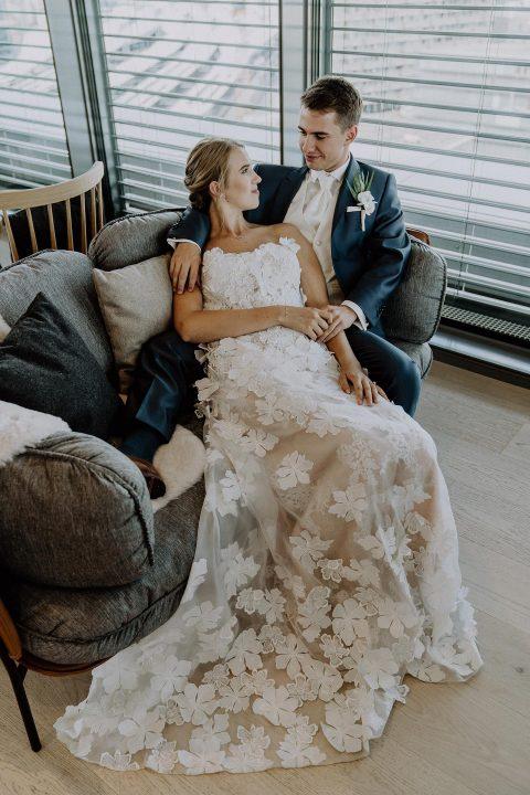 Andaz Hotel Vienna: Heiraten im Dachgarten