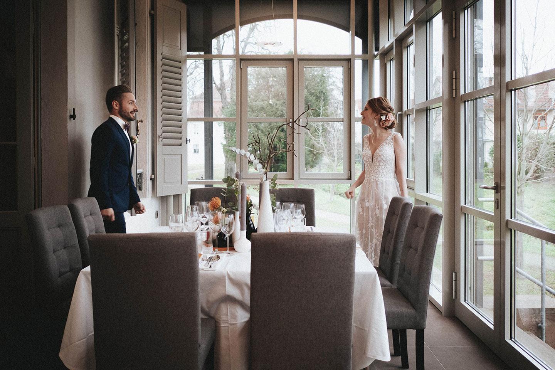 Die Villa Büchner: Heiraten in denkmalgeschützter Atmosphäre