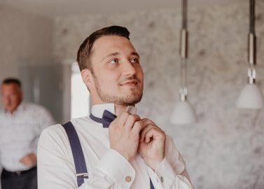 Ryokan Gelsenkirchen: Tropical Hochzeit im Greenery Stil