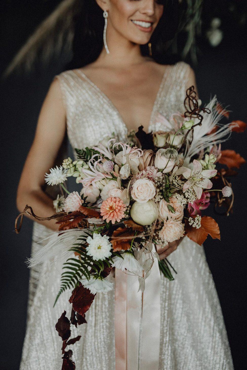 Hochzeitsinspiration Fernblick: Ein Hauch von Fantasia