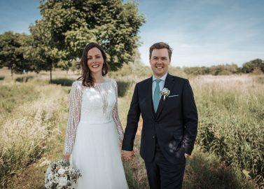 Hof Grothues-Potthoff: Elegante Hochzeit im intimen Kreis