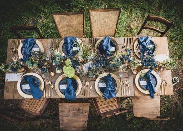 Boizenburg: Hochzeitskonzept in natürlichem Glamour