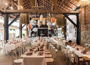 Wunderschöne Vintage-Hochzeit im Hotel Stangl