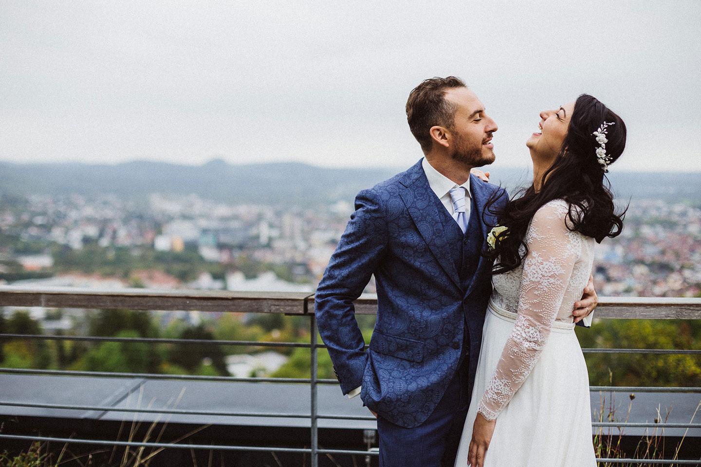 Achalm Hotel: Deutsch-Italienische Hochzeit