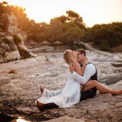 Sommerhochzeit am Strand - Heiraten in Kroatien