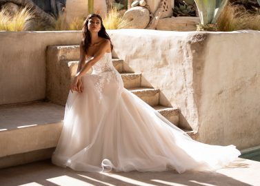 Pronovias Cruise Collection 2021 – der exklusive erste Blick!