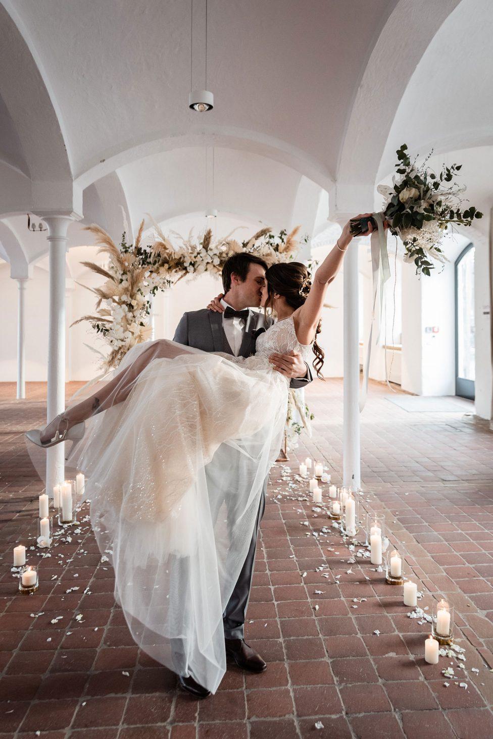 Nachhaltige Tegernsee Hochzeit auf Gut Kaltenbrunn