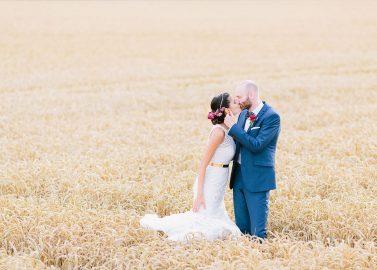 Gut Hohenholz: Buntes Hochzeits-Glück