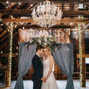 Henslerhof: Hochzeitsmotto trifft auf blaue Eleganz