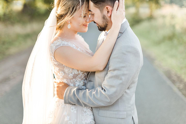 Landhaus Westerhof: Romantische Boho-Hochzeit mit Indie-Touch
