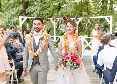 Landhaus Westerhof: Boho-Hochzeit mit Indie-Touch