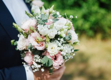 Vom Weinfest zur Greenery-Hochzeit im Posthorn Ühlingen