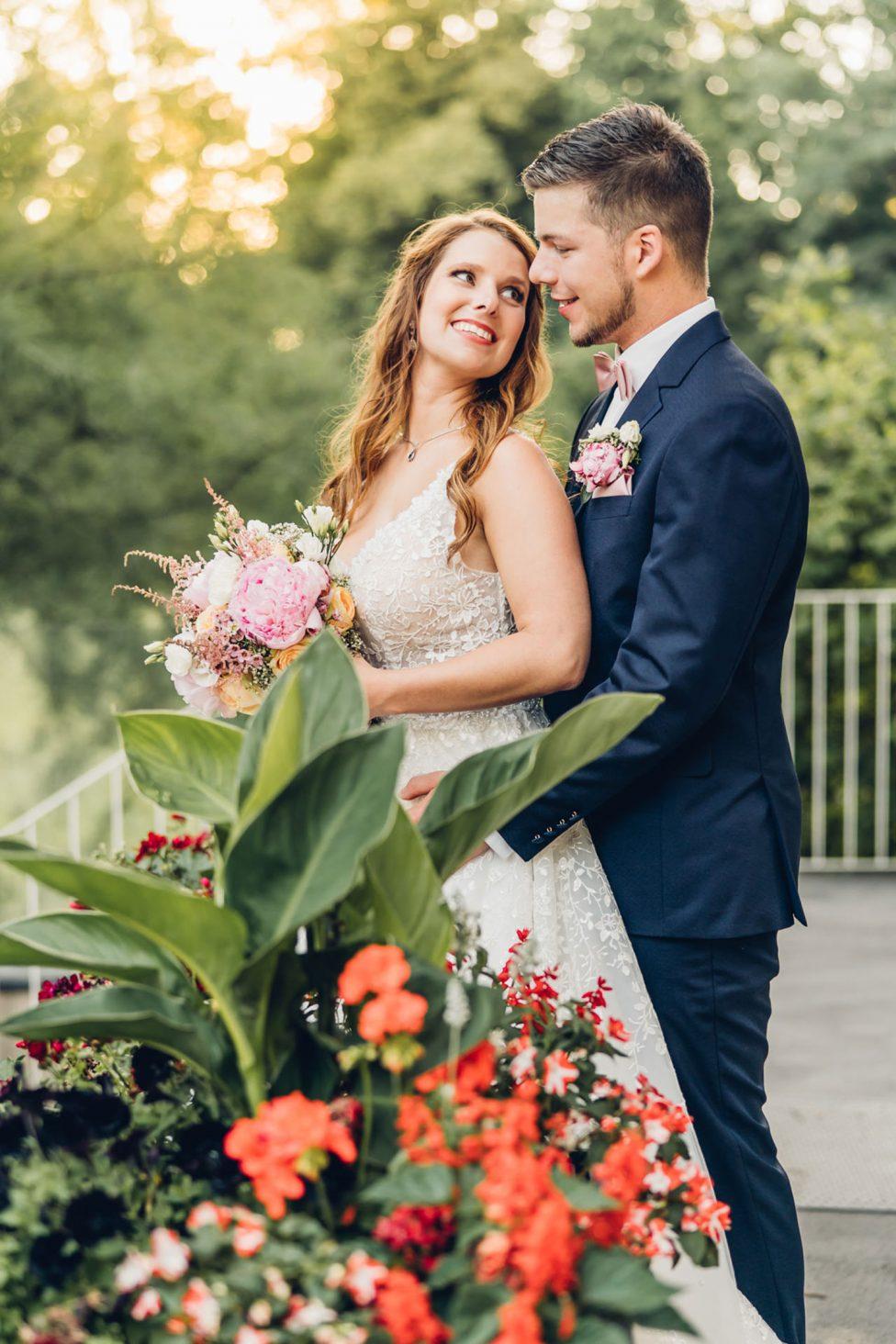 Orangerie im Kurpark: Elegante Vintage-Hochzeit