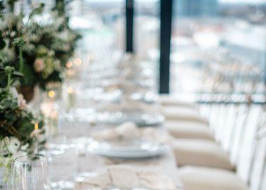 Düsseldorf Hochzeit – hochmodern und luxuriös elegant