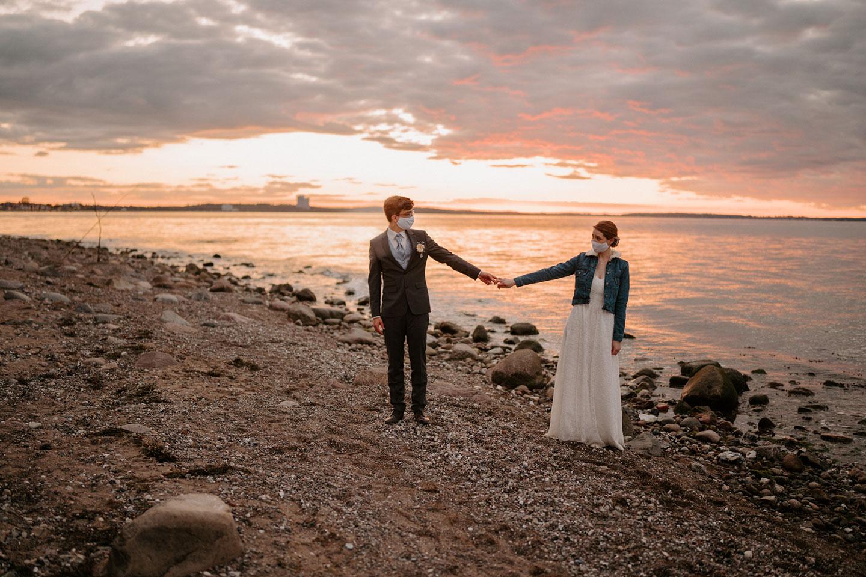 Hochzeit während Corona – so schön kann heiraten sein!