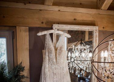 Holsteins Mühle: Hochzeitsinspiration in Burnt Orange
