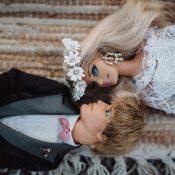 Barbiehochzeit: Boho-Romantik in Zeiten von Corona
