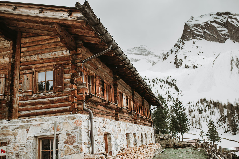 Grier Alm: Rustikale DIY-Almhochzeit in Tirol