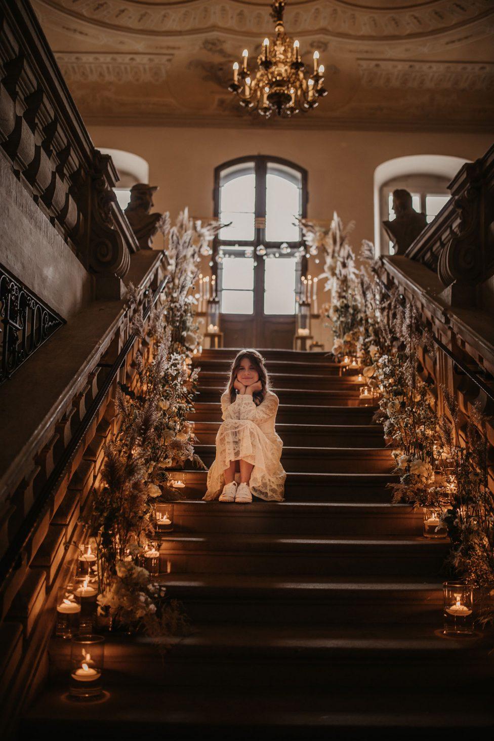 Glamour meets Boho im Schloss Burgwindheim