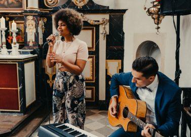 Hochzeitslieder und Hochzeitssongs für die Trauung