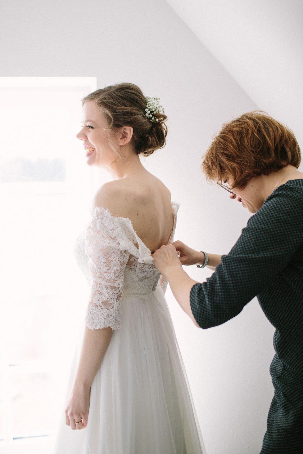 DIY-Hochzeit mit authentischem Charme