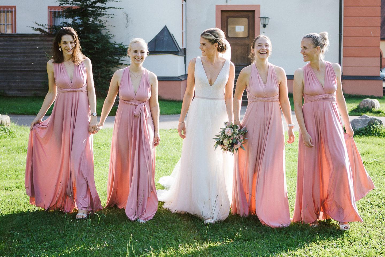 Märchenhafte Hochzeit im Schloss Beuggen