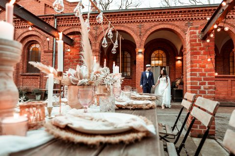 Nachhaltig heiraten im Herzen von Berlin