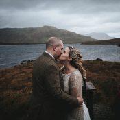 Intime Traumhochzeit in irischer Wildnis