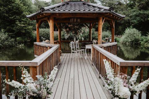 Pavillon für freie Trauungen