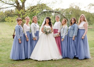 Romantisch-rustikale Hochzeit im Schlossgut Ulrichshusen