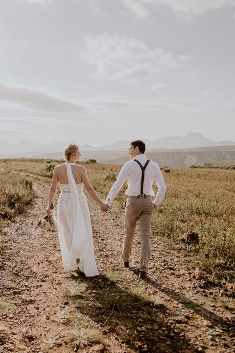 Safari Wedding - Traumhochzeit in Südafrika