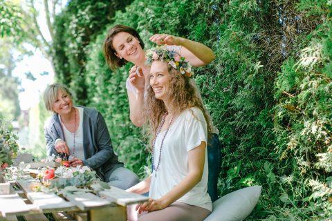 Bridal Yoga – Ein Zen-Junggesellinnen-Abschied