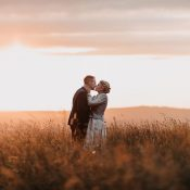 Heiraten in Tracht auf bayrischer Stadlbergalm